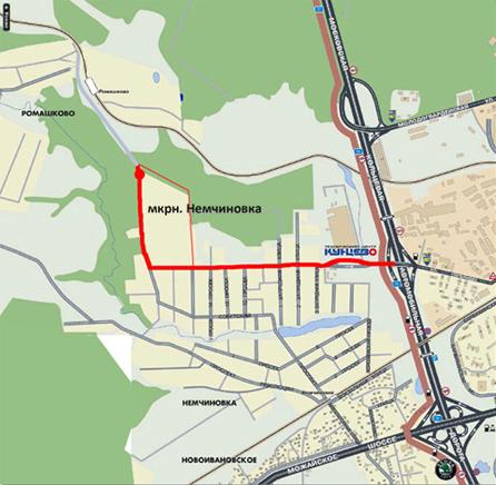 поселок можайский как добраться на городском транспорте городе другие